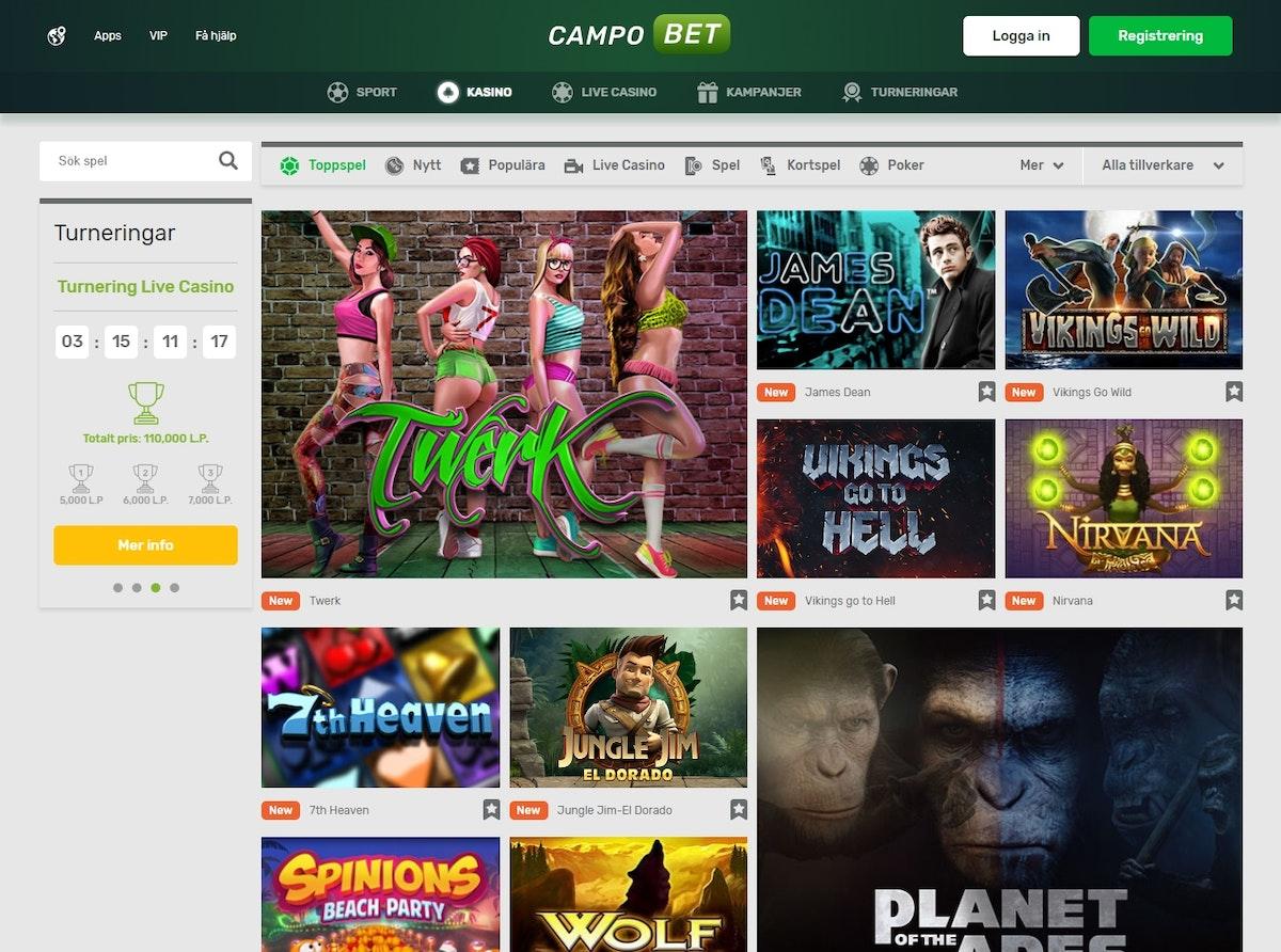 Campobet Casino